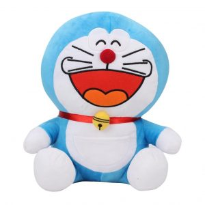 Doraemon Plush Laughing Toy_cover