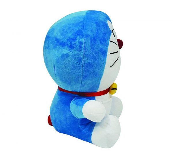 Doraemon Plush Naughty Toy_1