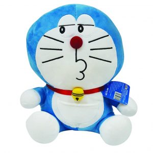 Doraemon Plush Naughty Toy_cover