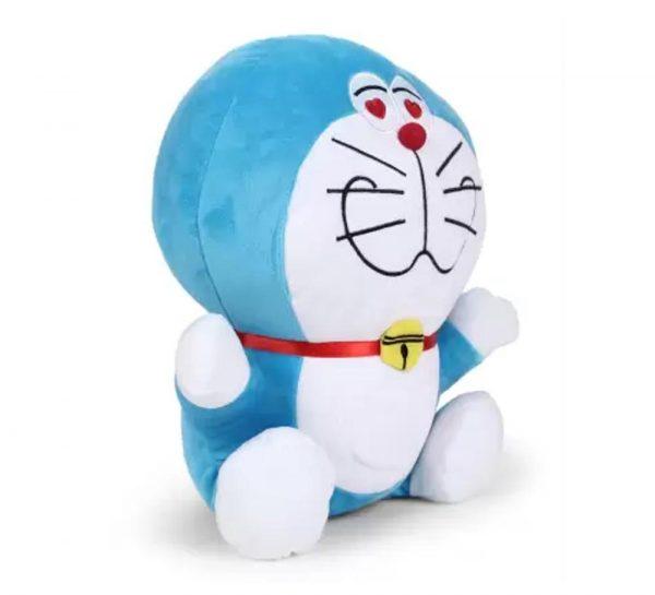 Doraemon Smiling Plush Toy_1