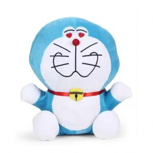 Doraemon Smiling Plush Toy_cover