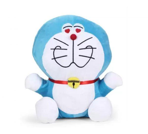 Doraemon Smiling Plush Toy_cover