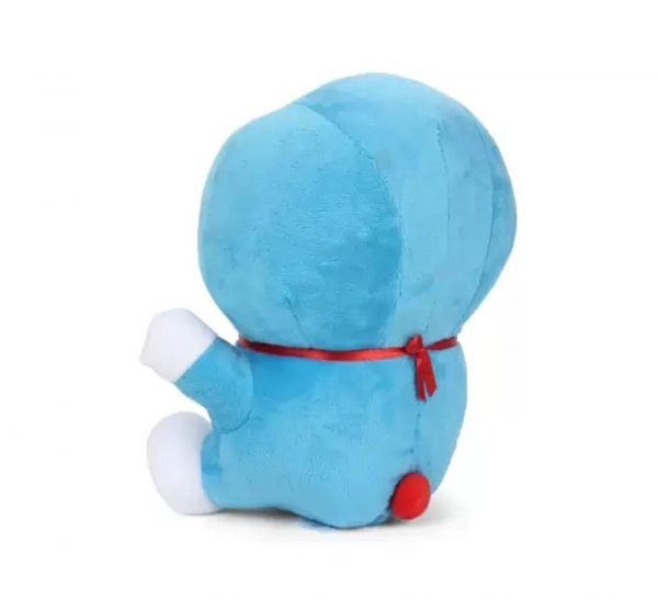Doreamon Plush Smiling With Tongue Out Toy_2