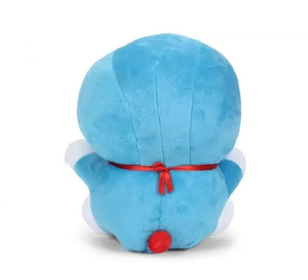 Doreamon Plush Smiling With Tongue Out Toy_3