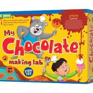 Explore My Chocolate Making Lab