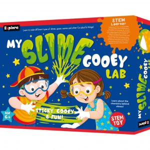 Explore My Slime Gooey Lab