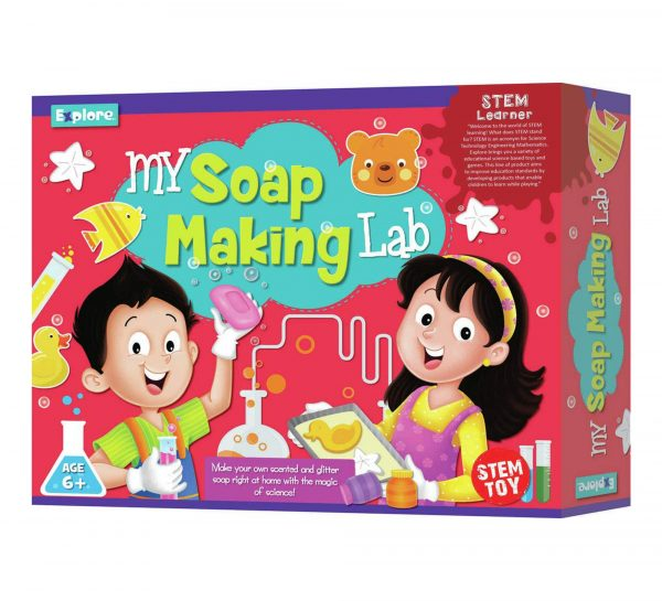 Explore My Soap Making Lab_1