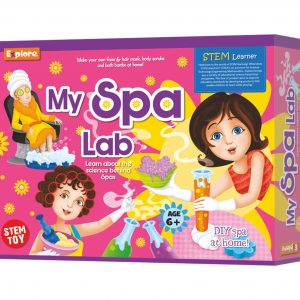 Explore My Spa Lab