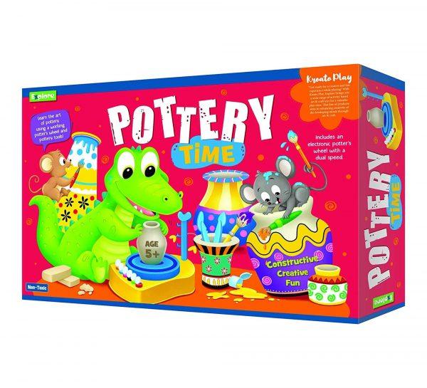 Explore Pottery Time_1