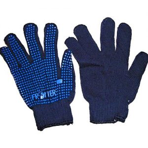 Frontier PVC Dotted Cotton Hand Gloves