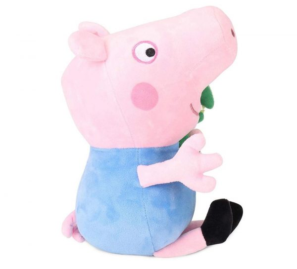 George Pig With Dinosaur Plush Toy_2