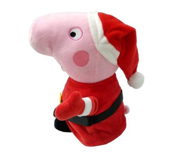 Peppa Pig in Xmas Costume Plush Toy_2