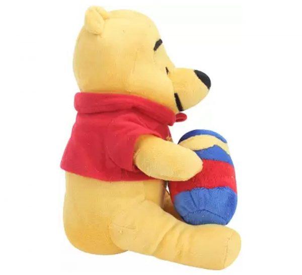 Pooh with Honey Pot Plush Toy_1
