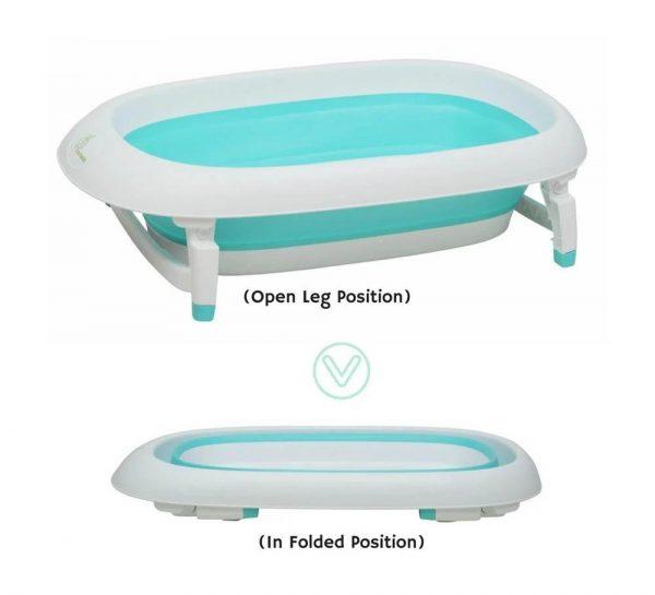 R for Rabbit Bubble Double Elite Baby Bath Tub_2