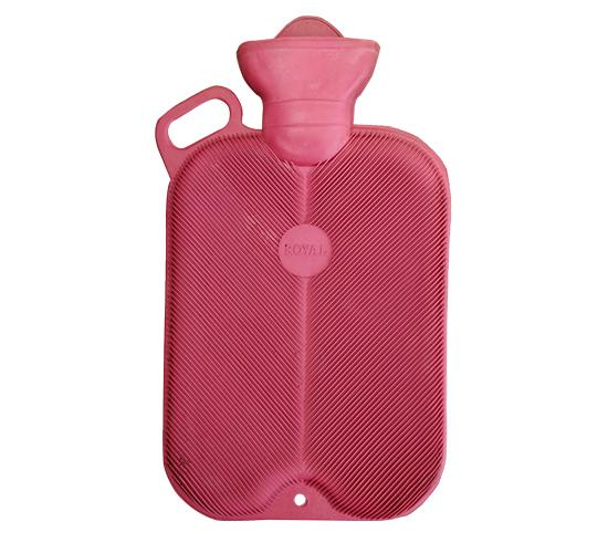 Royal Rubber Hot Water Bottle_deluxe with handle