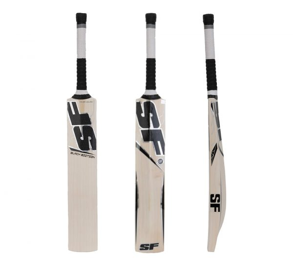 SF Black Edition English Willow Cricket Bat_cover