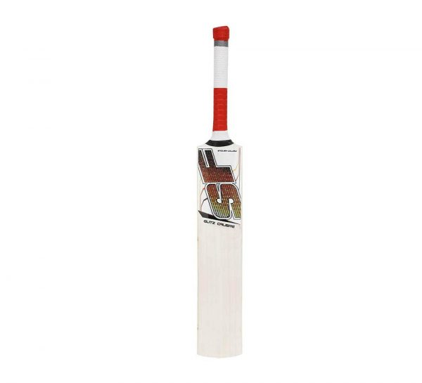 SF Glitz Calibre English Willow Cricket Bat_1