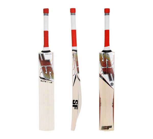 SF Glitz L.E. English Willow Cricket Bat_cover