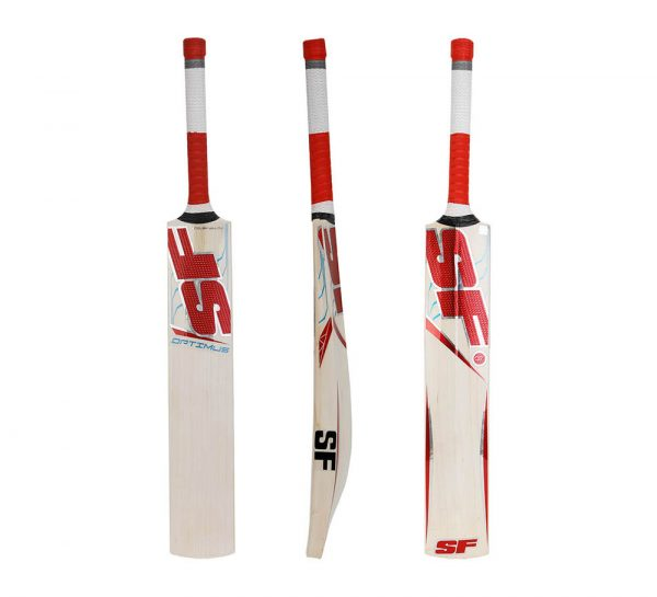 SF Optimus English Willow Cricket Bat_cover