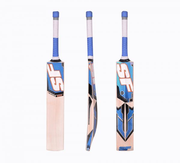 SF Pro Blaster 5000 English Willow Bat_Cover