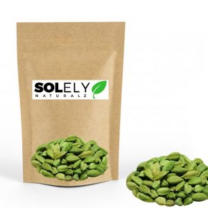 Solely Naturalz Green cardamom_cover