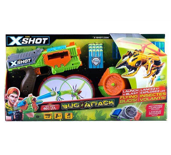 X Shot Attack Swarm Seeker Dart Blaster Gun_cover