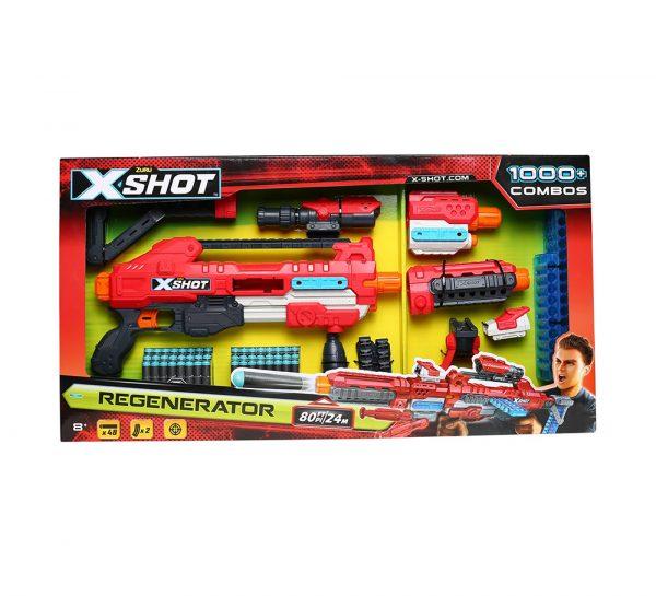 X Shot Clip Blaster Regenerator_cover
