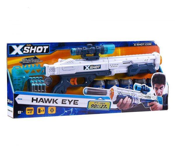 X Shot Excel Hawk Eye Dart Blaster Gun_1