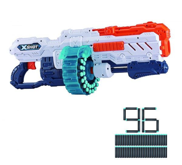 X-Shot Excel Turbo Advance Dart Blaster Gun_1