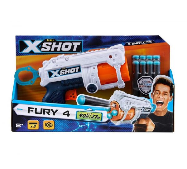 Zuru X-Shot Excel Fury 4_2