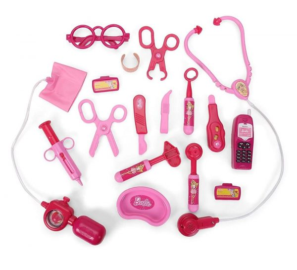 Barbie Doctor Playset_3
