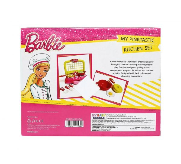 Barbie Kitchen Playset_1