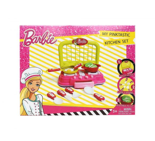 Barbie Kitchen Playset_cover