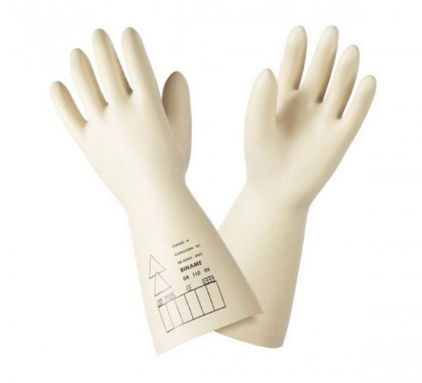 Electrical Shock Proof Hand Gloves_1
