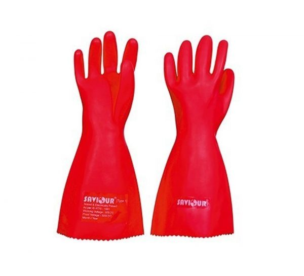 Electrical Shock Proof Hand Gloves_cover