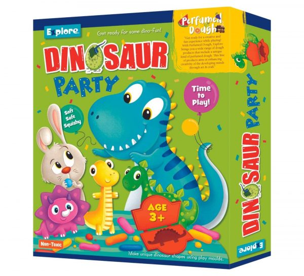 Explore Dinosaur Party_cover