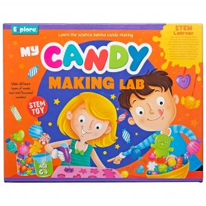 Explore My Candy Making Lab_cover