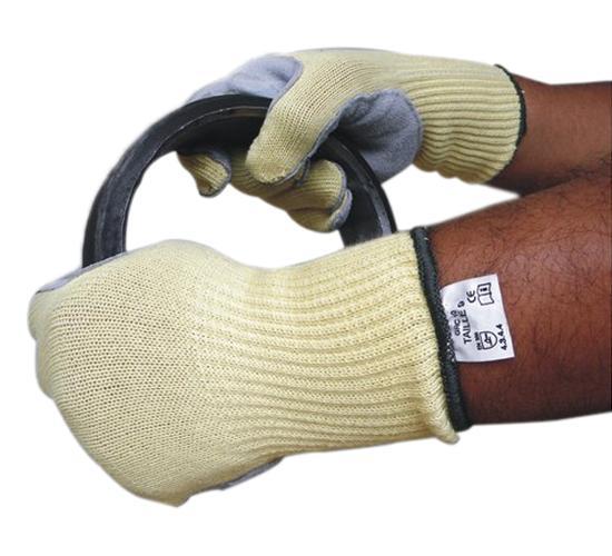 KEL GRC 10 Para-aramid Seamless Knitted Gloves_1