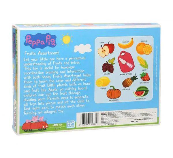 Peppa Pig Fruit Set_1