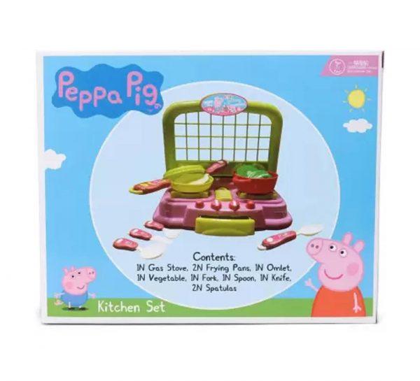 Peppa Pig Kitchen Playset_3