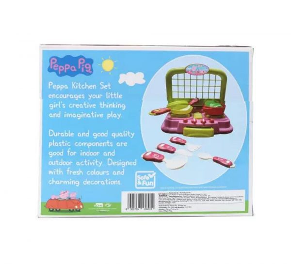 Peppa Pig Kitchen Playset_4
