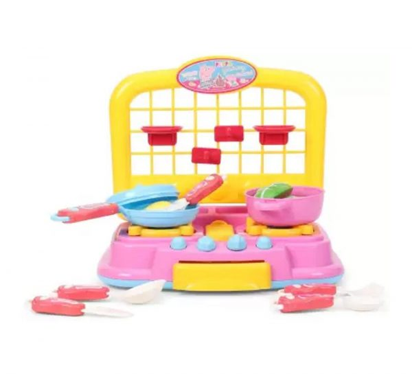 Peppa Pig Kitchen Playset_cover