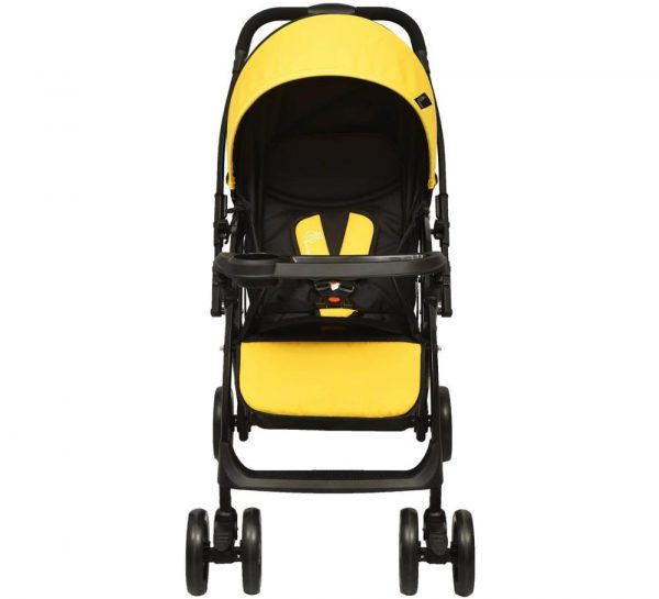 R for Rabbit Cuppy Cake Grand Stroller_Yellow 6