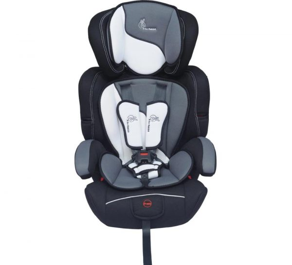 R for Rabbit Jumping Jack Grand Baby Car Seat_White cover