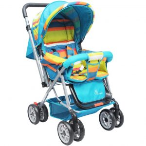 R for Rabbit Lollipop Lite Colorful Stroller & Pram_Multicolour cover