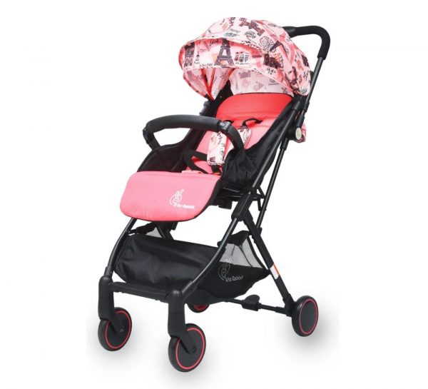 R for Rabbit Pocket Stroller Lite Stroller & Pram_Pink cover