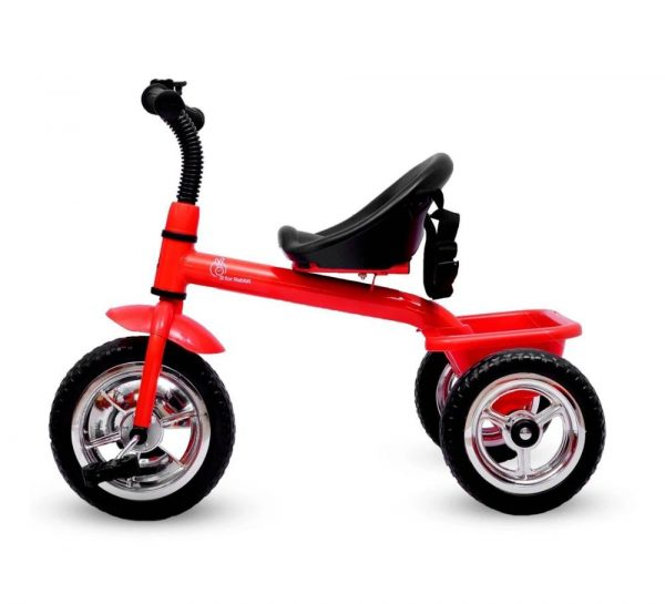 R for Rabbit Tiny Toes Baby Tricycle_Red 1