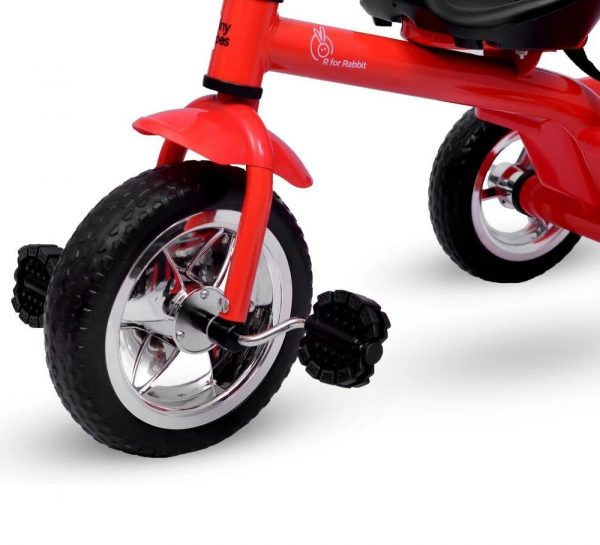 R for Rabbit Tiny Toes Baby Tricycle_Red 2