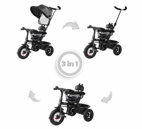 R for Rabbit Tiny Toes Sportz Baby Tricycle_1