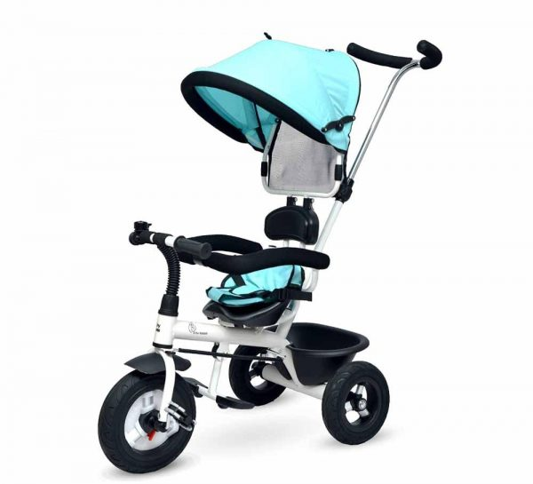 R for Rabbit Tiny Toes Sportz Baby Tricycle_Green